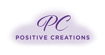 Positive Creations by Marvin Cherry Logo